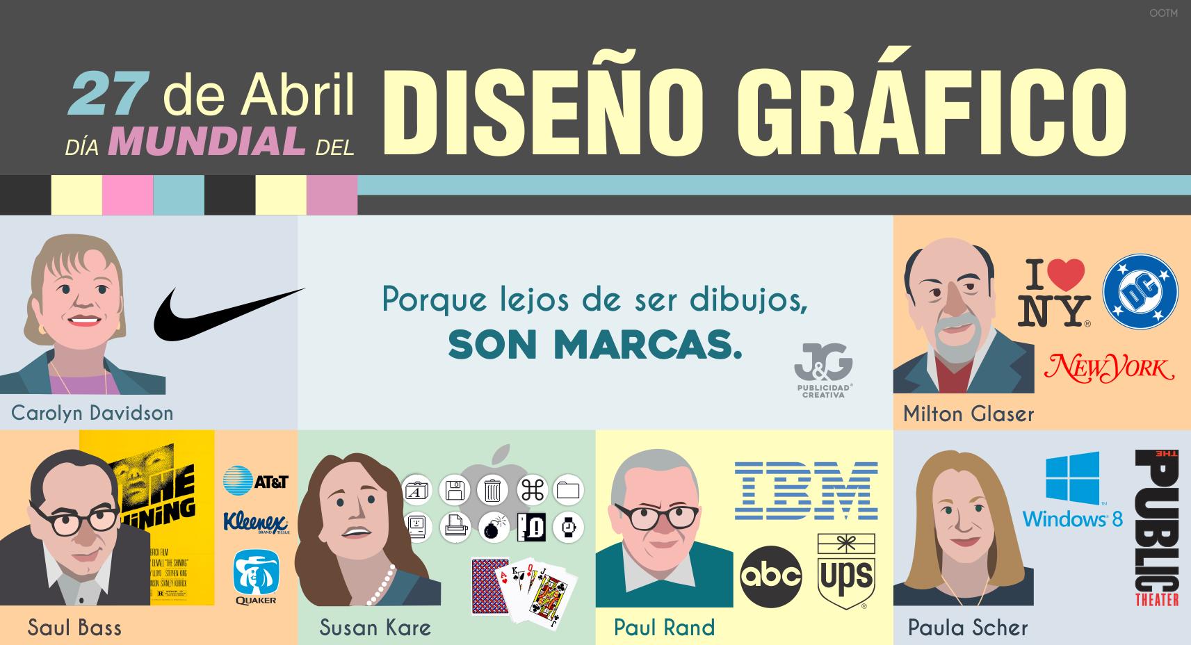 Día Mundial del Diseño Gráfico