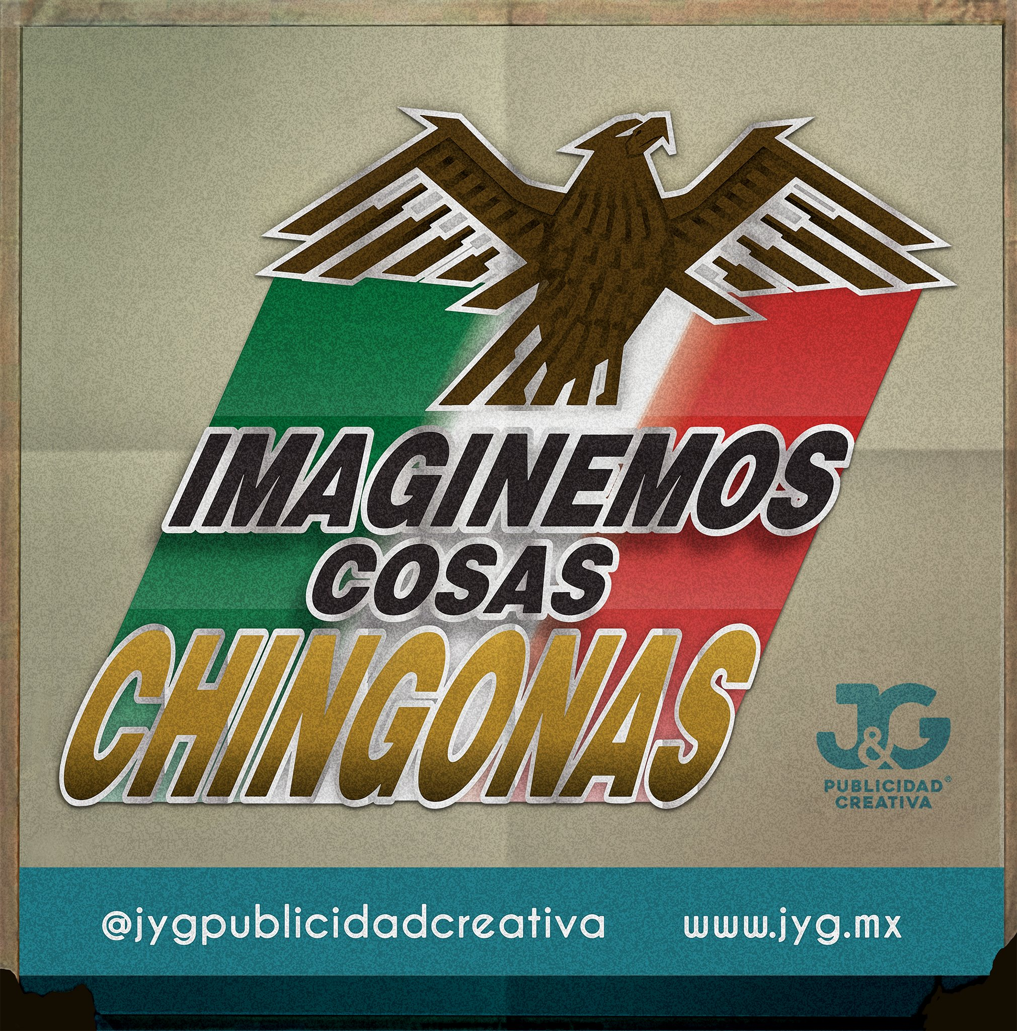 ¡Es tiempo de imaginar cosas chingonas! Vota 📝🗳️ y apoya a la selección 🏆 ¡Vamos México! 🇲🇽️