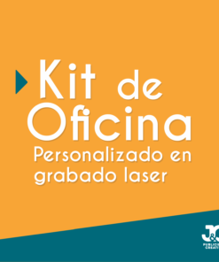 Kit de oficina personalizable - JyG